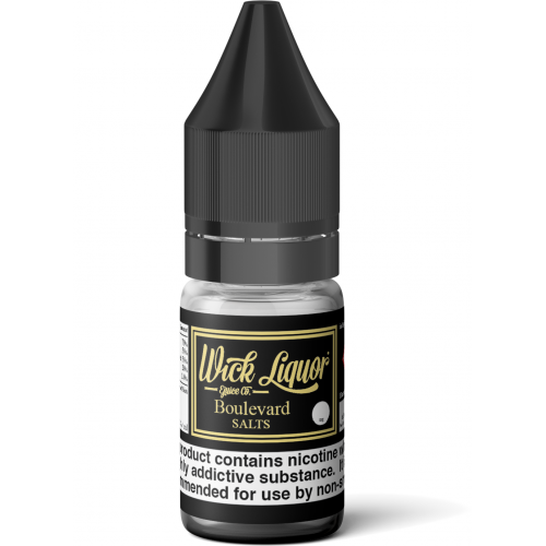 Wick Liquor - Boulevard 10ml NS