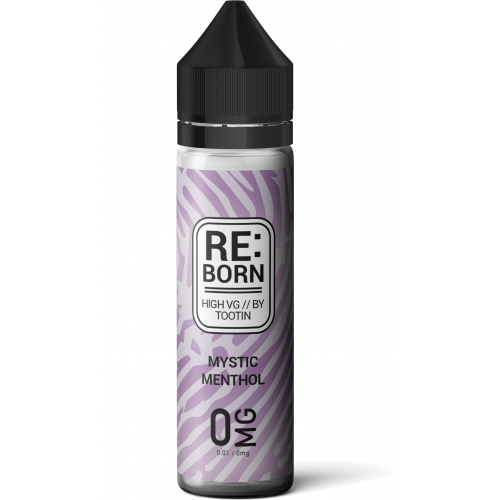 RE:Born - Mystic Menthol - 0mg - 50ml shortfill