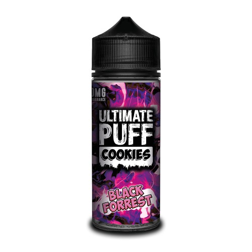 Ultimate Puff Cookies – Black Forrest 100ML Shortfill