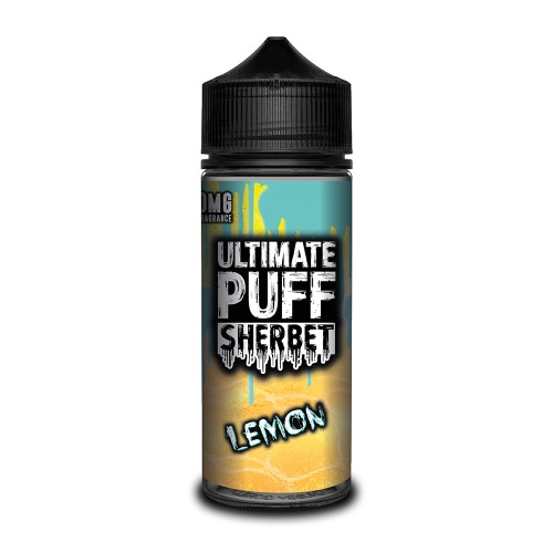 Ultimate Puff Sherbet – Lemon 100ML Shortfill