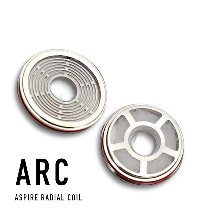 Aspire Revvo Replacement Coil – 3 Pack